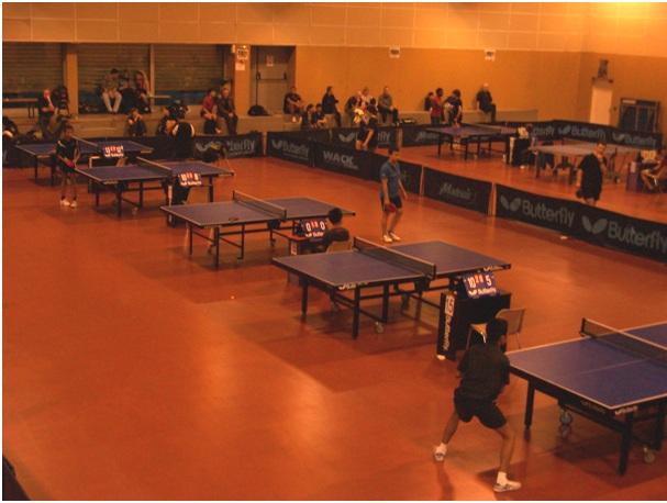 Tournoi Régional du CD93 : 25 et 26 octobre 2014 à Saint-Denis