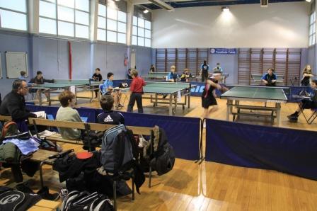 Championnat par équipes jeunes : 1ère journée – 4 octobre 2015