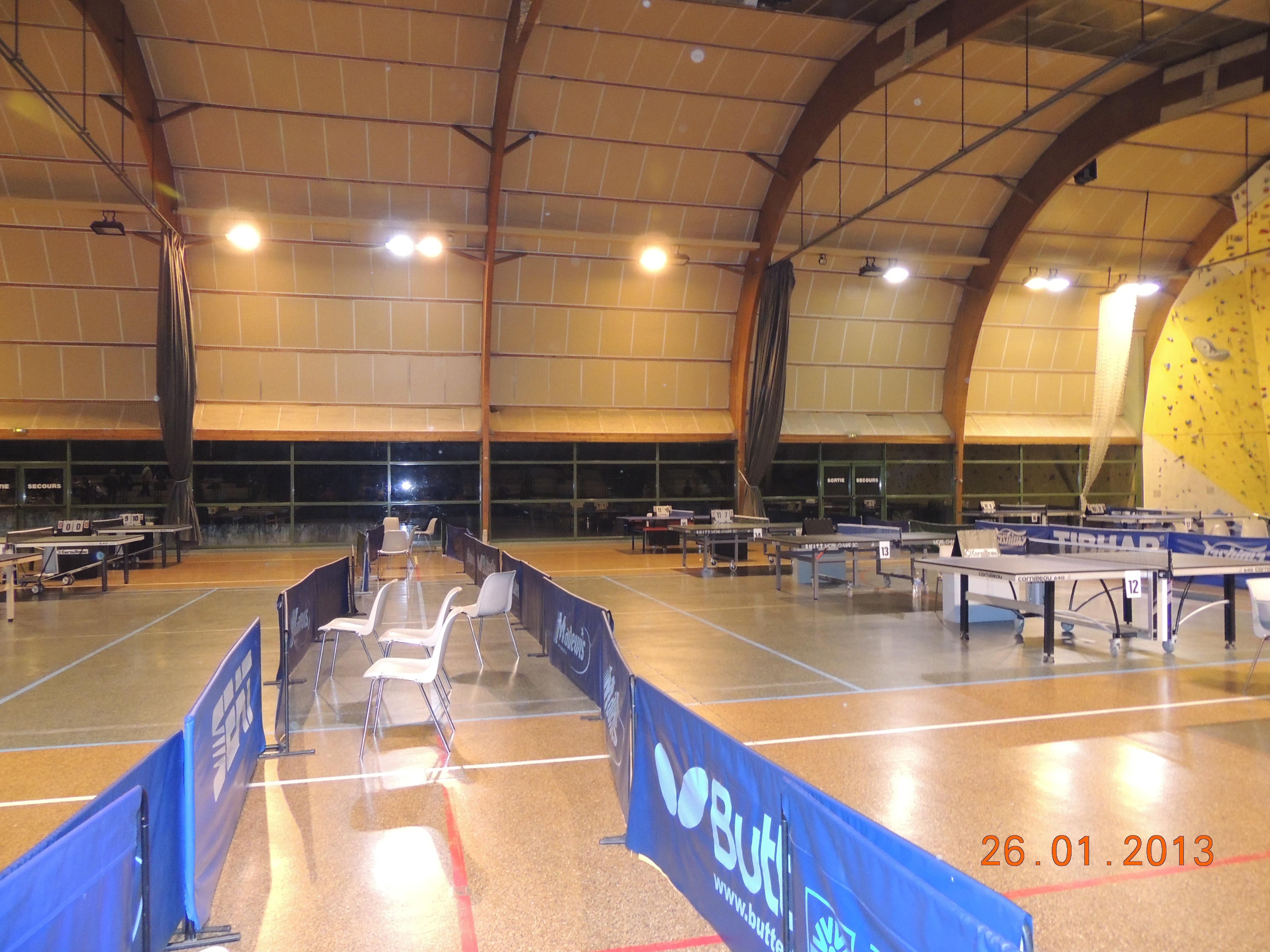Coupe Seine Saint-Denis Jeunes le 9 juin à Bobigny