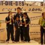 Interclubs nationaux : CTT BOURGETIN CHAMPION