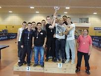 Championnat par équipes Séniors 2013-2014 Phase 1