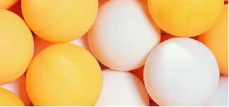 Balles en plastique : décision du Comité Directeur de la FFTT