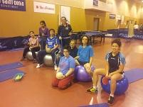 Journée Ping Forme et Santé le 27 septembre 2015