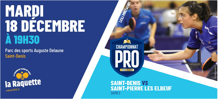 Pro A: mardi 18 décembre 2018 à Saint-Denis