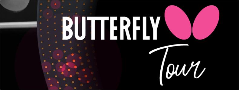 Butterfly Tour – Mercredi 5 Juin 2019 à 18H00 à Saint-Denis